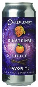 Equilibrium Einstein's Little Favorite
