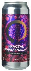 Equilibrium Fractal Motueka Galaxy