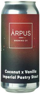 Arpus Coconut x Vanilla Imperial Pastry Stout