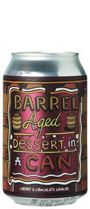 Amundsen Barrel Aged Dessert In A Can - Cherry & Chocolate Ganache
