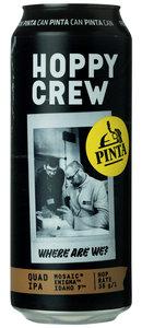 Pinta Hoppy Crew: Where Are We?